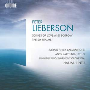 Peter Lieberson: Songs of Love and Sorrow & The Six Realms Product Image