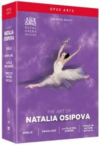 The Art of Natalia Osipova