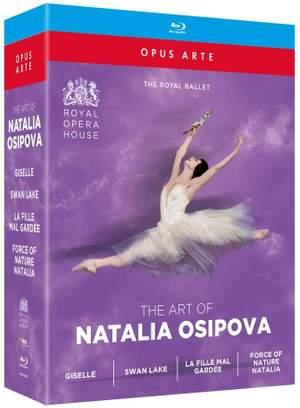 The Art of Natalia Osipova Product Image