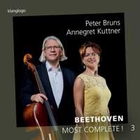 Beethoven: Most Complete, Volume III