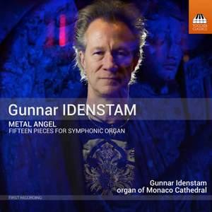 Gunnar Idenstam: Metal Angel Product Image