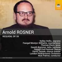 Arnold Rosner: Requiem, Op. 59