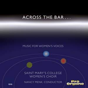 Across the Bar: Music for Women's Voices Product Image