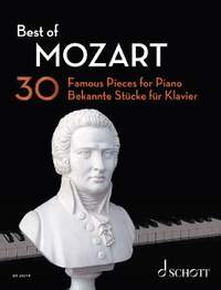 Best of Mozart - 30 Famous Pieces for Piano
