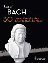 Best of Bach: 30 Famous Pieces