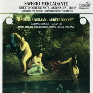 Mercadante: Chamber Works
