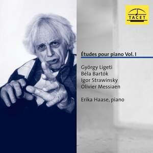 Etudes pour piano, Vol. 1