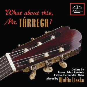 What About This, Mr. Tárrega?