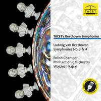 Beethoven: Symphonies Nos. 3 & 4
