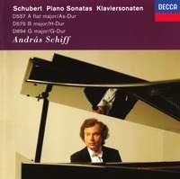 Schubert: Piano Sonatas, Vol. 3