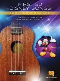 First 50 Disney Songs You Should Play on Ukulele