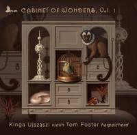 Cabinet of Wonders, Volume 1