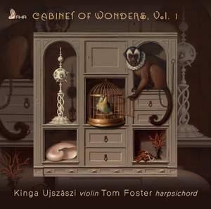 Cabinet of Wonders, Volume 1