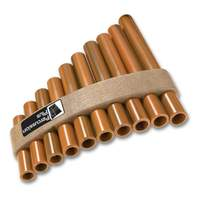 Percussion Plus PP492 Pan flute in plastic with 10 notes ~ 10 notes