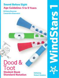 Nuvo WindStars 1 Sound Before Sight – student book