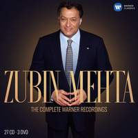 Zubin Mehta: The Complete Warner Recordings