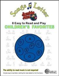 Jumbie Jam - Songs by Letter Childrens Favourites for steel drum