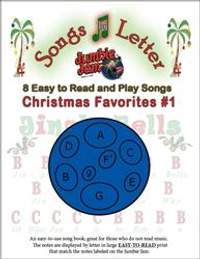 Jumbie Jam - Songs by Letter Christmas Favourites for steel drum