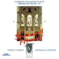 Callahan, Manz & Others: Organ Works