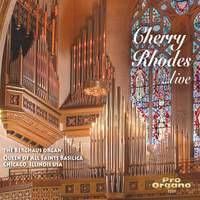 Cherry Rhodes... (Live)