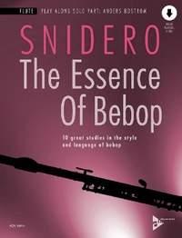 The Essence Of Bebop - 10 Great Studies (Flute)