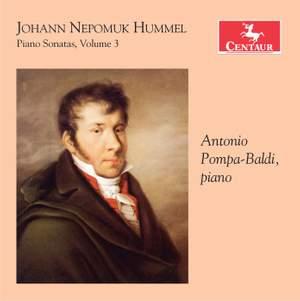 Hummel: Piano Sonatas, Vol. 3
