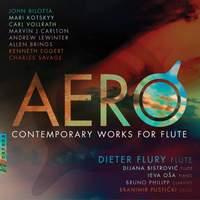 Aero: Contemporary Works for Flute