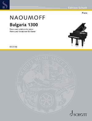 Naoumoff, E: Bulgaria 1300