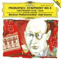 Prokofiev: Symphony No. 5 & Lieutenant Kijé Suite