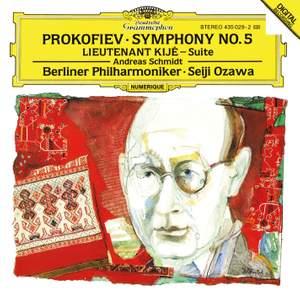 Prokofiev: Symphony No. 5, Lieutenant Kijé Suite