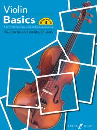 Violin Basics - Pupil's Book