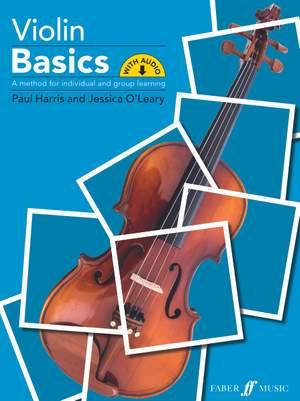 Violin Basics - Pupil's Book