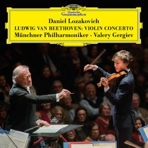 Beethoven: Violin Concerto in D Major, Op. 61 Product Image