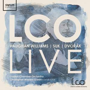 LCO Live: Vaughan Williams, Suk, Dvořák Product Image
