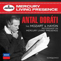The Mozart & Haydn Recordings On Mercury Living