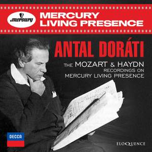 The Mozart & Haydn Recordings On Mercury Living Presence Product Image