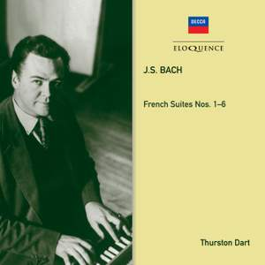 Bach: French Suites (on Clavichord)