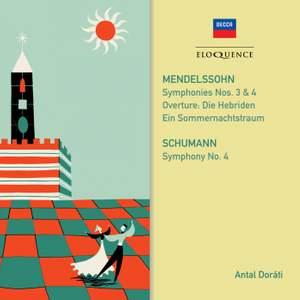 Mendelssohn, Schumann: Symphonies Product Image