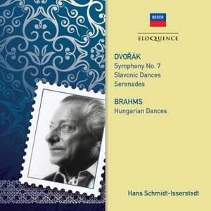 Dvorak, Brahms: Orchestral Music