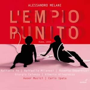 Alessandro Melani: Lempio Punito Product Image