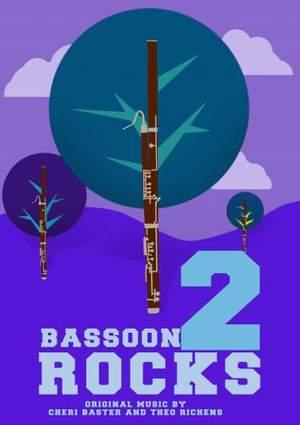 Bassoon Rocks 2 for Bassoon & Piano
