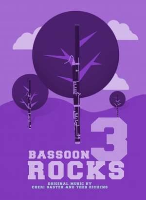 Bassoon Rocks 3 for Bassoon & Piano