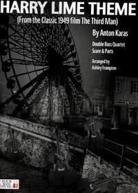 Anton Karas: Harry Lime Theme for Double Bass Quartet