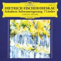 Schubert: Schwanengesang, 7 Lieder