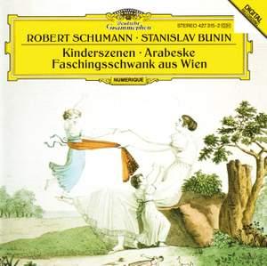 Schumann: Kinderszenen, Faschingsschwank aus Wien & Arabeske Product Image