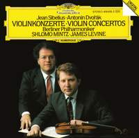 Sibelius & Dvořák: Violin Concertos