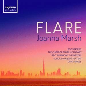 Joanna Marsh: Flare Product Image