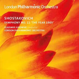 Symphony No. 11 in G Minor 'The Year 1905' Product Image
