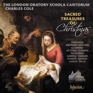 Sacred treasures of Christmas