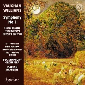 Vaughan Williams: Symphony No 5 & Scenes adapted from Bunyan's Pilgrim's Progress Product Image